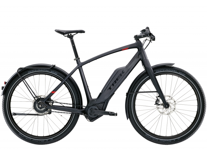 speed e bike 45 km h trek super commuter 9 55 cm. Black Bedroom Furniture Sets. Home Design Ideas